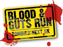 Centreville Virginia Blood and Guts Run 2016
