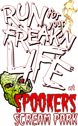 Auckland New Zealand Run for Your Freakn Life 2016