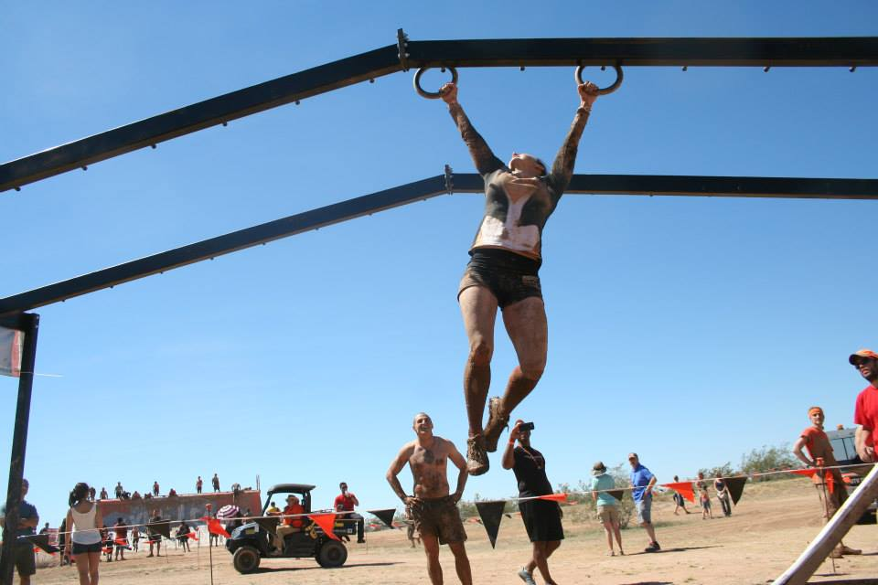 Race Review Tough Mudder Arizona Mud Run Obstacle