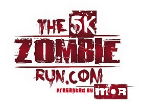 Largo Florida The 5K Zombie Run 2016