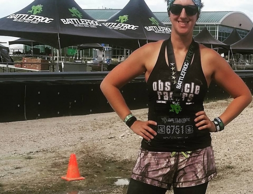"Vanessa Letts: Obstacle Racing ""Adult Gap Year"""