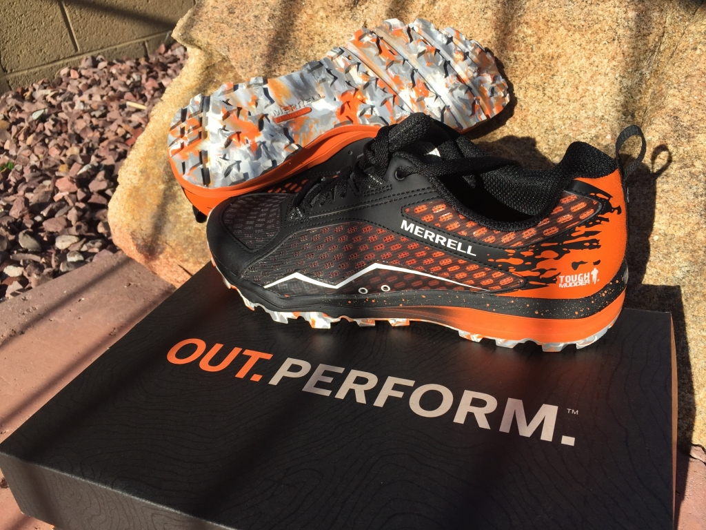 3c5b7af9d7 Shoe Review: Merrell All Out Crush | Mud Run, OCR, Obstacle Course ...