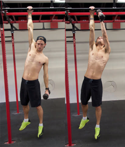 Grip Builder 101 One Arm Hang