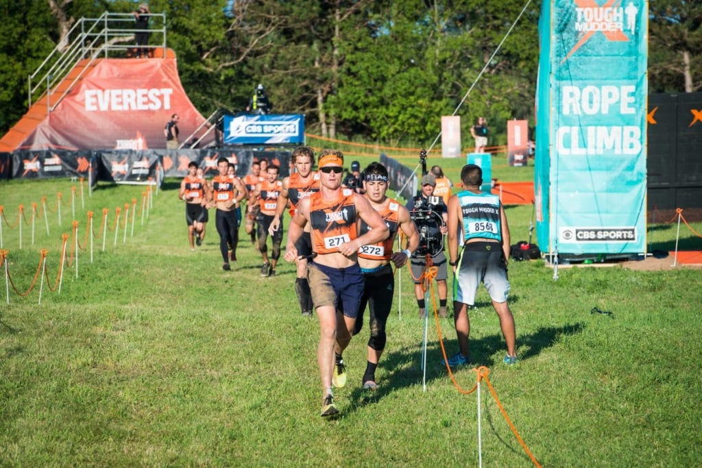 tough mudder x to be featured on cbs this summer mud run ocr