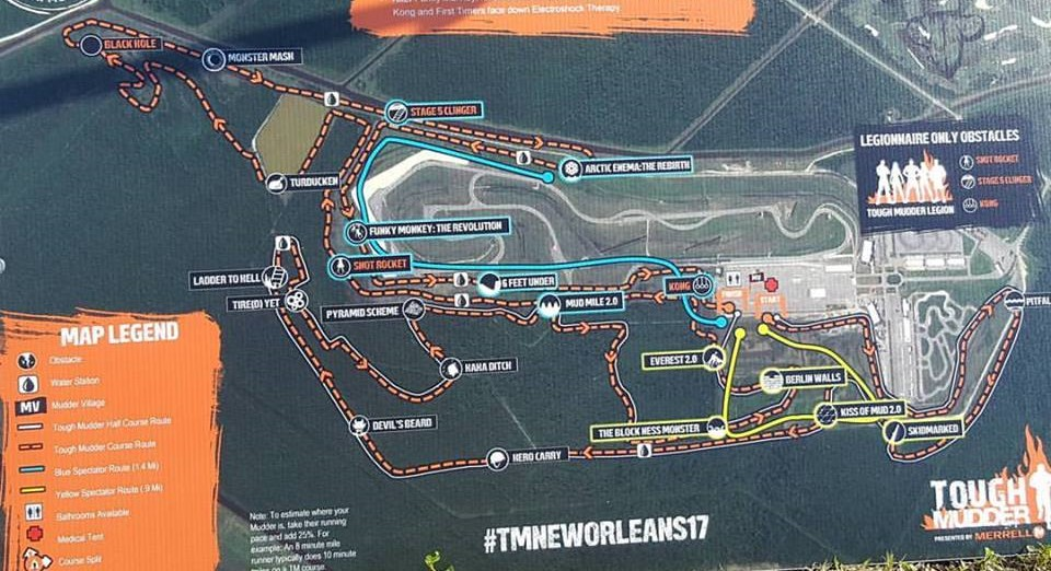 Tough Mudders New Course Format Mud Run Ocr Obstacle Course