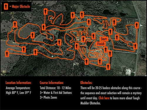 Austin Tough Mudder 2013 | The Ultimate Mud Run, Obstacle Race and