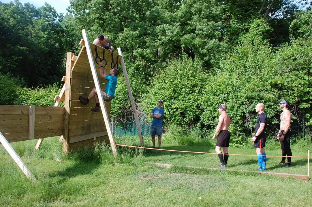 Image result for columbus jcc obstacle course